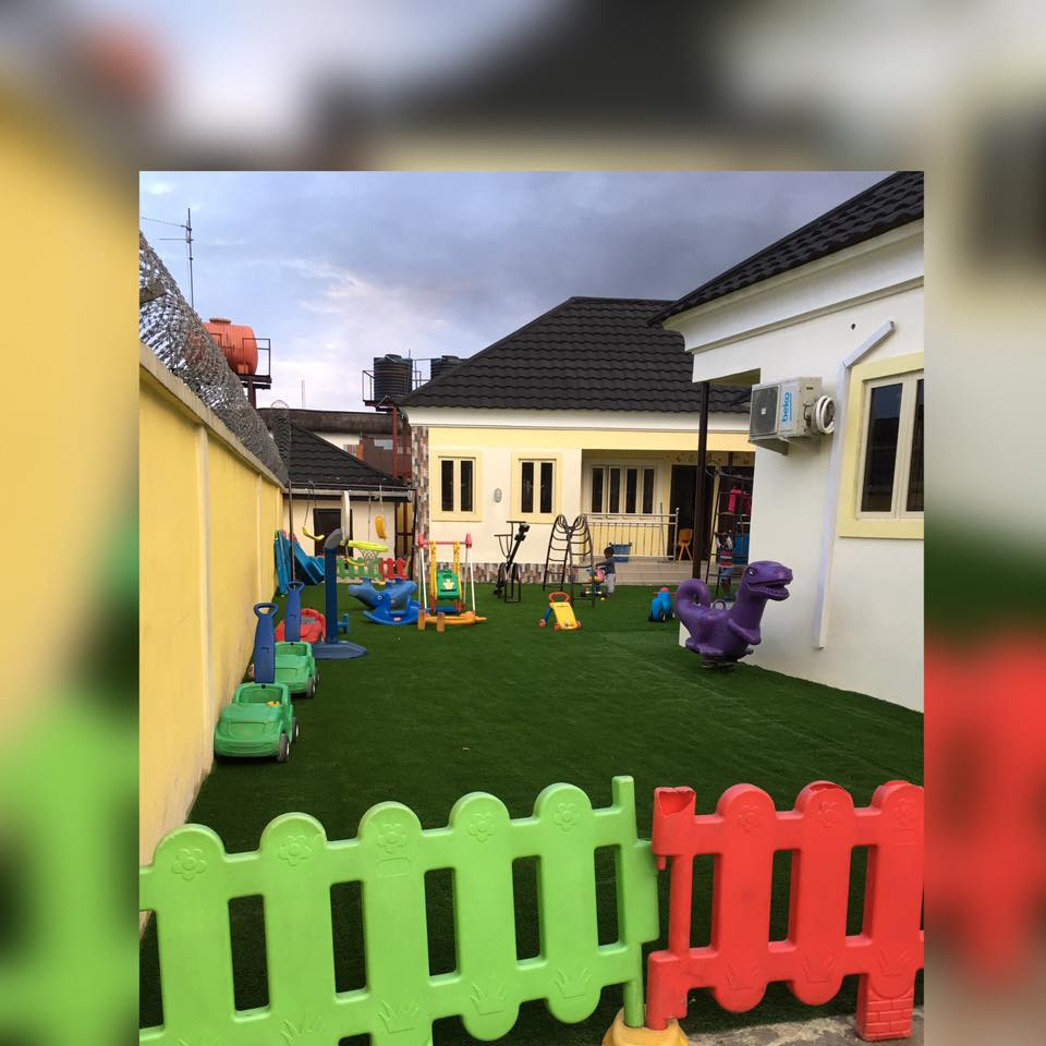 Pleasant Places Int'l School - Port Harcourt - Completed View