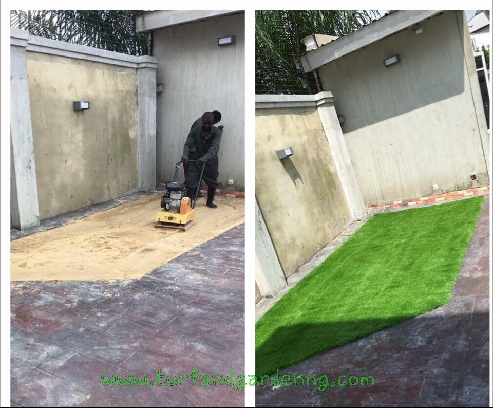 Mini Residential Playground - Elimgbu, PHC