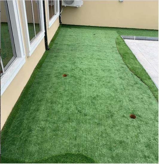 Putting Green @ NAF Harmony Estate