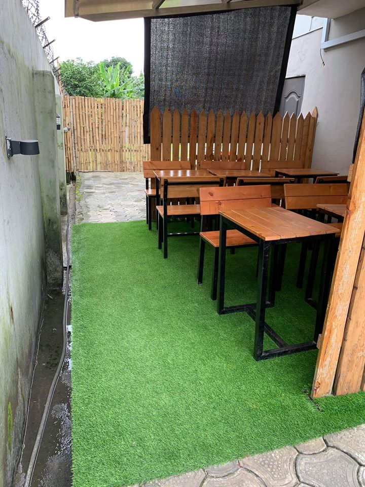 RAREnCO Lounge - Installation in Progress
