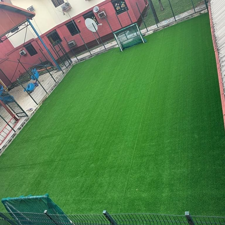 Dayspring Infant & Junior Sch mini football pitch