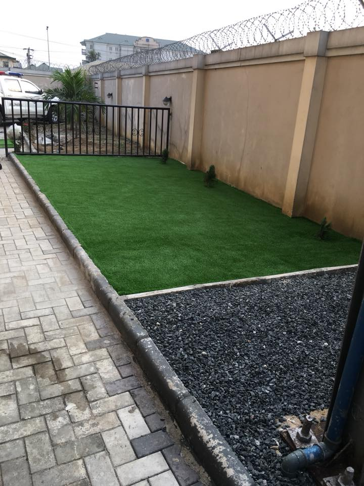 Lawn in Phc