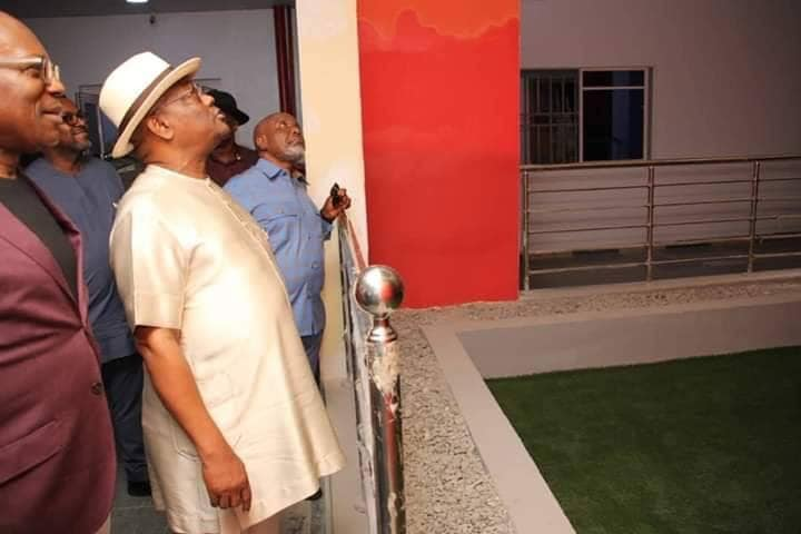 Mother & Child Hospital - Ph (Inspected by His Excellency Gov Nyesom Wike) Rivers state