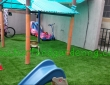 Residential kids playground, Elimgbu, PHC - completed view 2